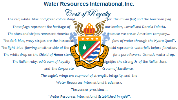 Water Resources International, Inc.